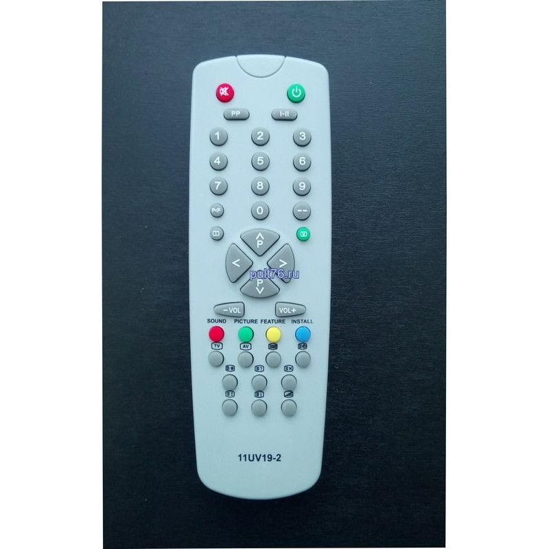Пульт для телевизора Sanyo 11UV19-2 mini