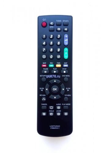 Пульт для телевизора Sharp (Шарп) 076B0RV011