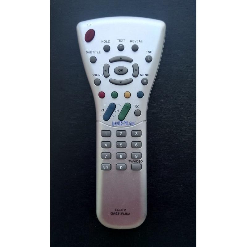 Пульт для телевизора Sharp (Шарп) GA031WJSA