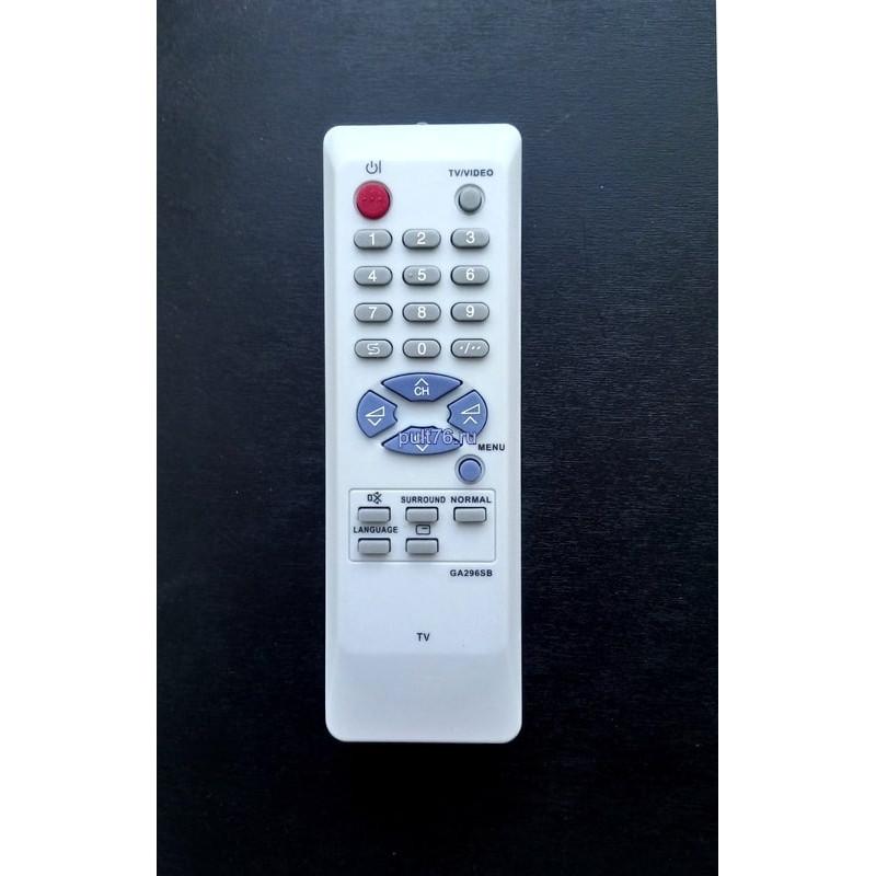 Пульт для телевизора Sharp (Шарп) GA296SB