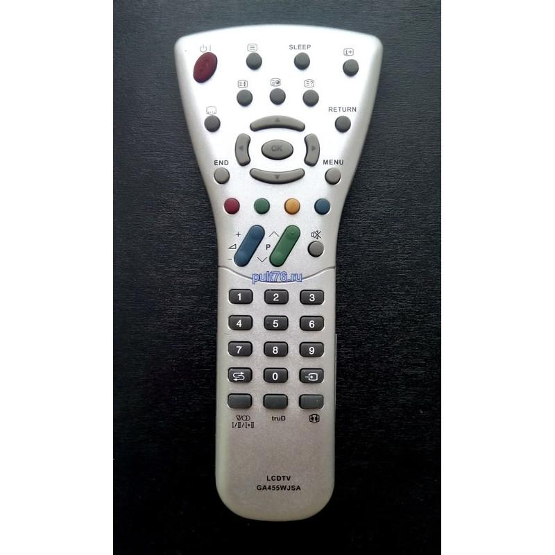 Пульт для телевизора Sharp (Шарп) GA455WJSA