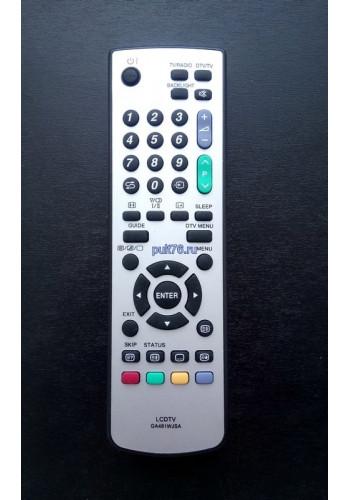 Пульт для телевизора Sharp (Шарп) GA481WJSA