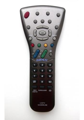 Пульт для телевизора Sharp (Шарп) GA499WJSB