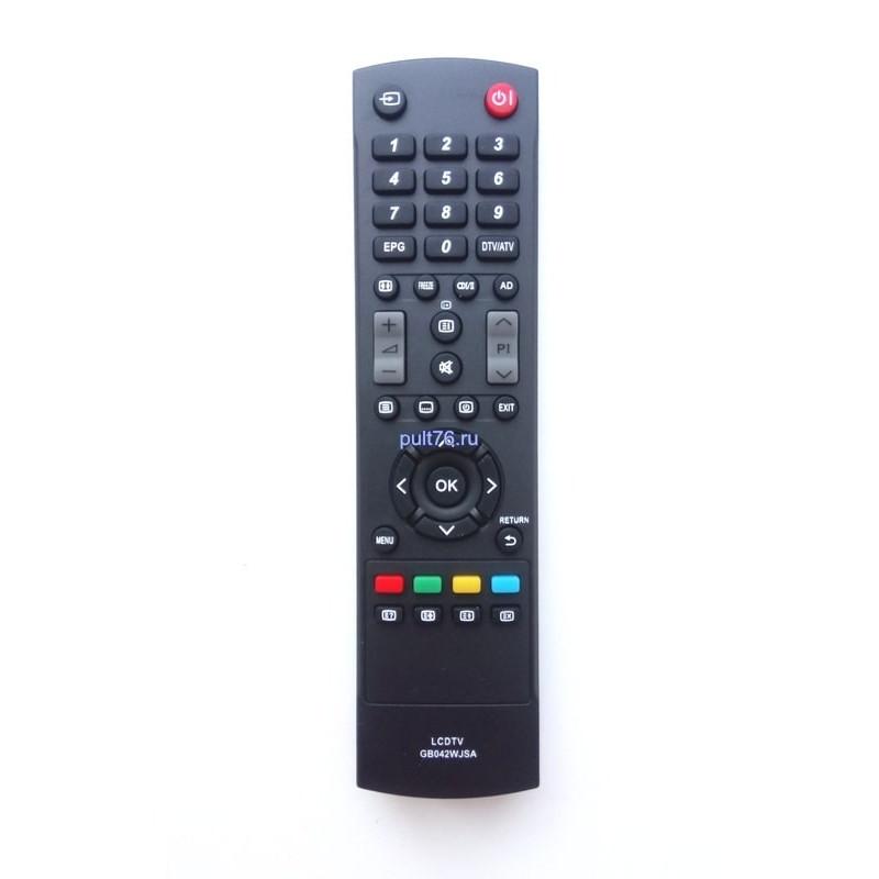 Пульт для телевизора Sharp (Шарп) GB042WJSA
