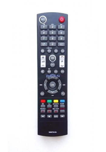 Пульт для телевизора Sharp (Шарп) GB067WJSA