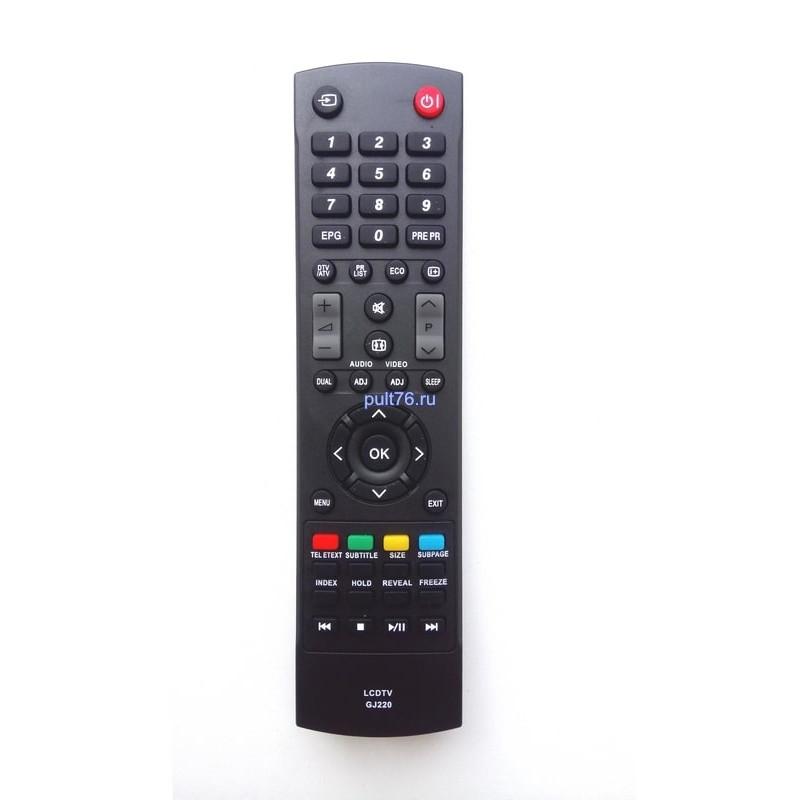 Пульт для телевизора Sharp (Шарп) GJ220