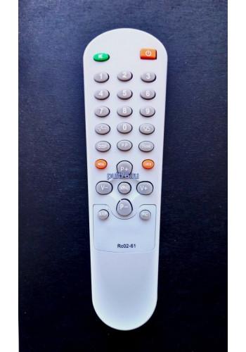 Пульт для телевизора Trony (Трони) RC02-61