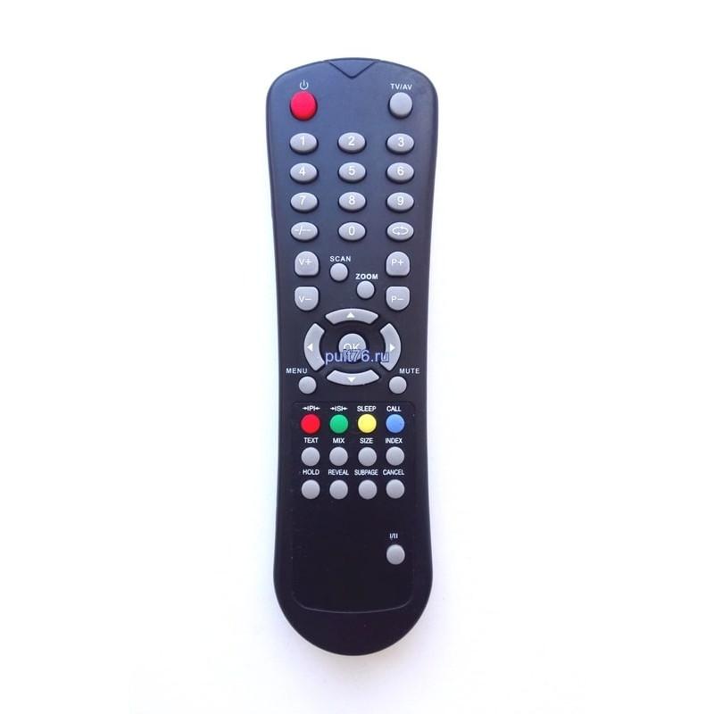 Пульт для телевизора Shivaki (Шиваки) BT0451C