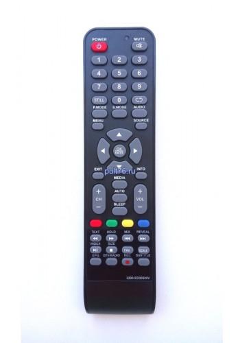 Пульт для телевизора Erisson (Эрисон, Эриссон, Ерисон, Ериссон) 2200-ED00SH,2200-ED00SHIV