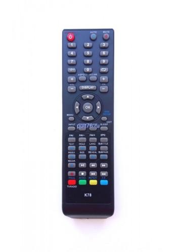 Пульт для телевизора Hitachi (Хитачи) K78