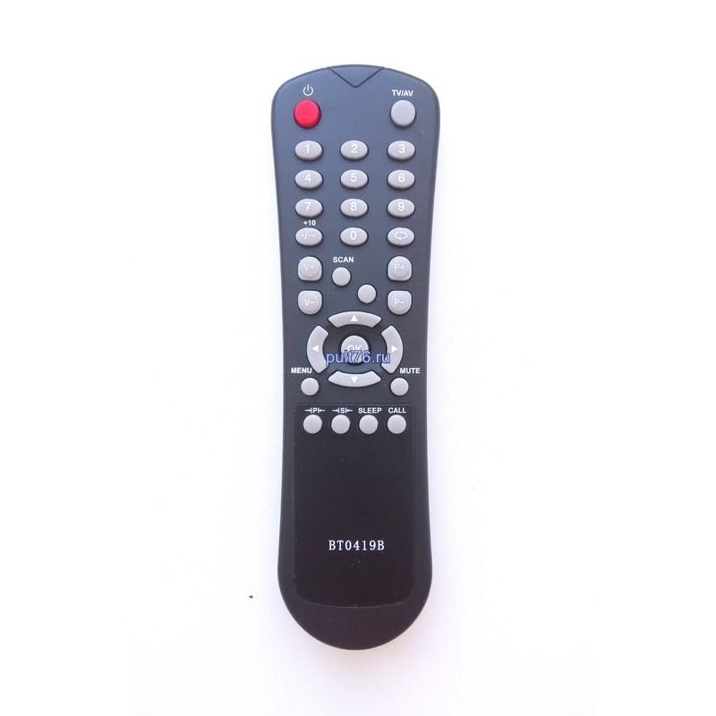Пульт для телевизора Techno (Техно, Тесно) BT0419B