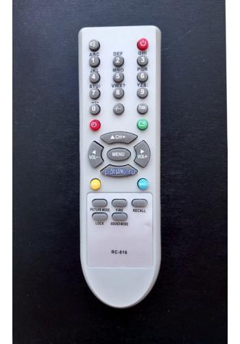 Пульт для телевизора Suzuki (Сузуки, Судзуки) RC-816