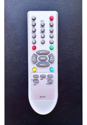 Пульт для телевизора Trony (Трони) RC-817