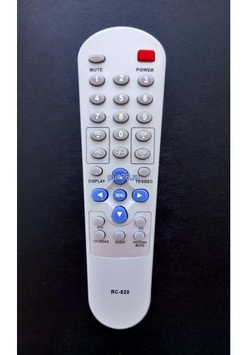 Пульт для телевизора Trony (Трони) RC-820