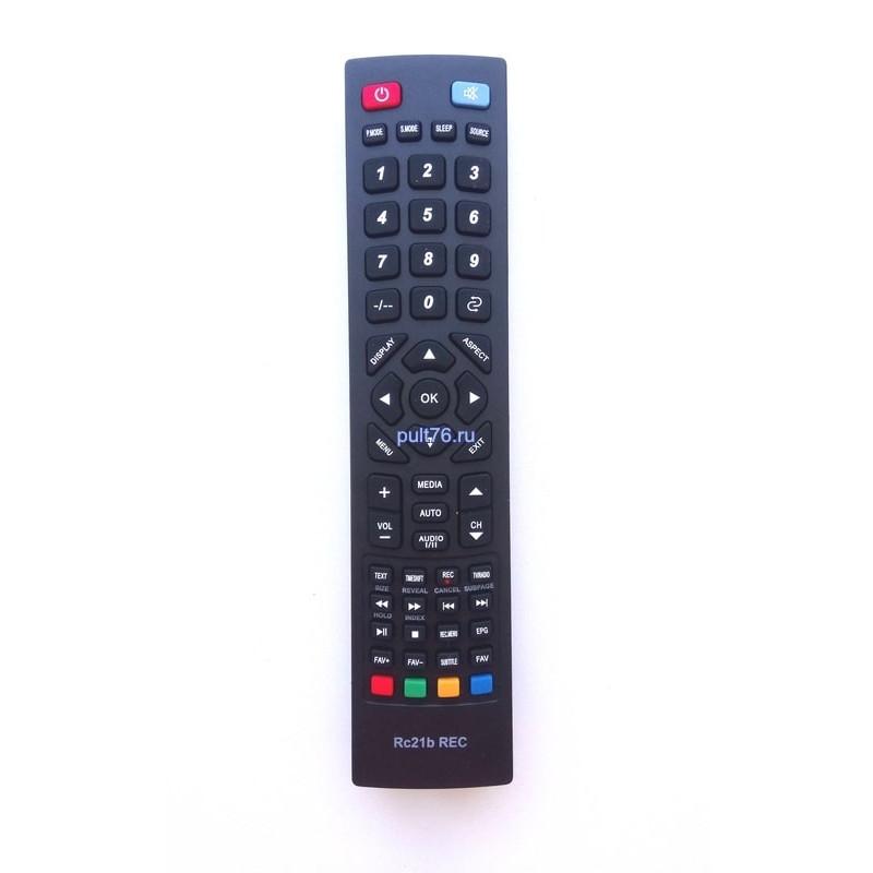 Пульт для телевизора Горизонт (Horizont) RC21b