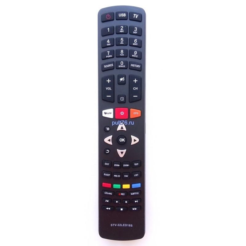 Пульт для телевизора Shivaki STV-32LED18S