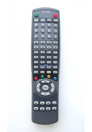 Пульт для телевизора Sitronics (Ситроникс)  RC-DVD
