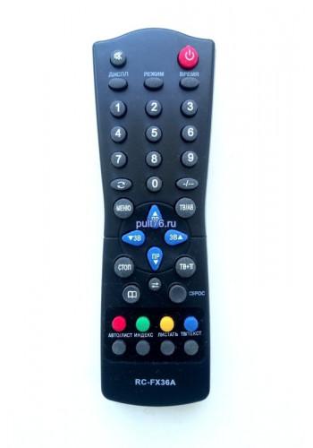 Пульт для телевизора Сокол RC-FX36A