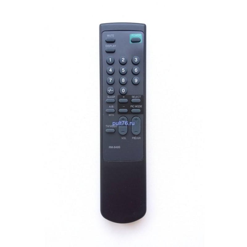 Пульт для телевизора Sony RM-849S