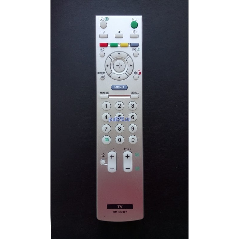 Пульт для телевизора Sony RM-ED007