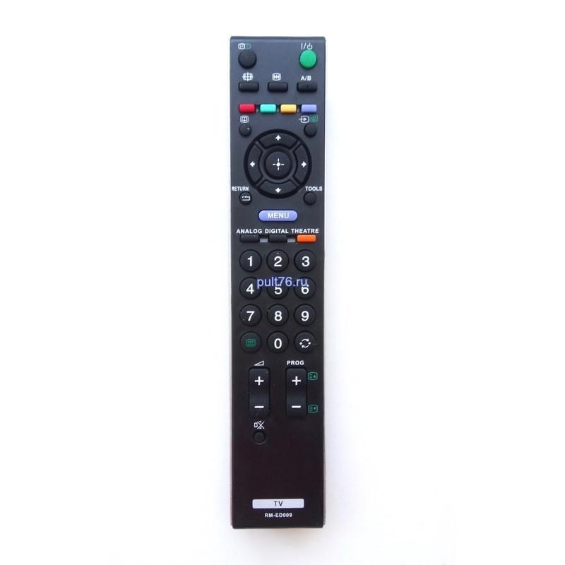 Пульт для телевизора Sony RM-ED009