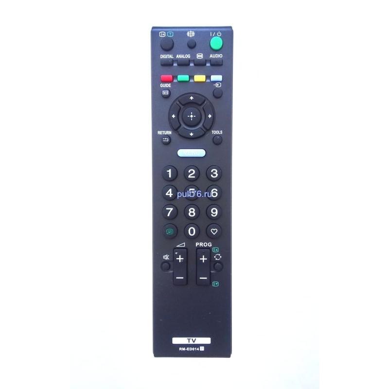 Пульт для телевизора Sony RM-ED014