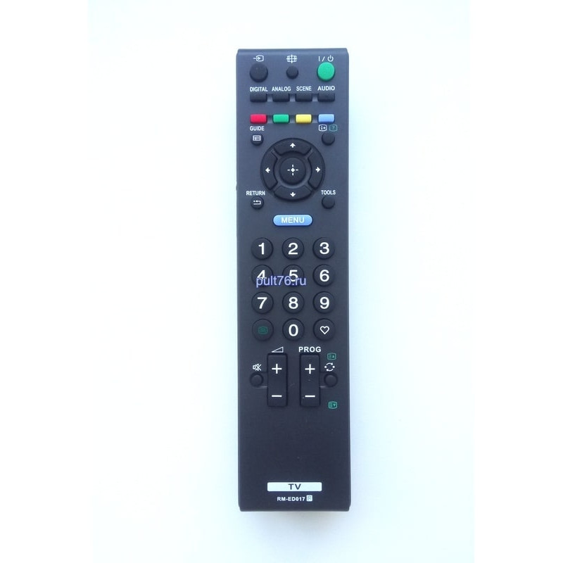 Пульт для телевизора Sony RM-ED017