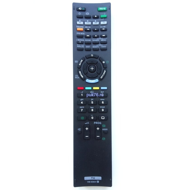 Пульт для телевизора Sony RM-ED031