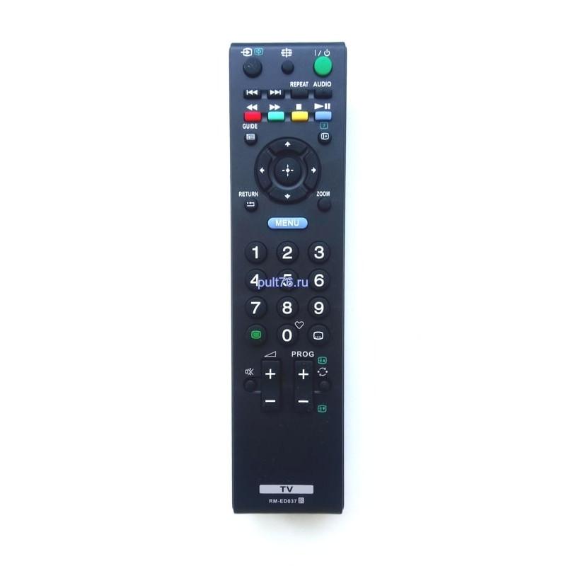 Пульт для телевизора Sony RM-ED037