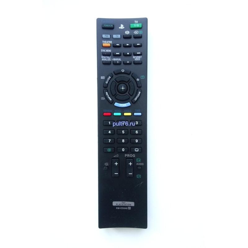 Пульт для телевизора Sony RM-ED040 с поддержкой DVD Play Station 2