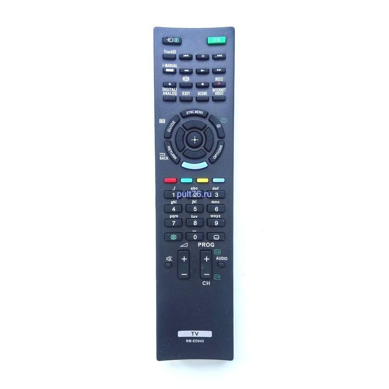 Пульт для телевизора Sony RM-ED045