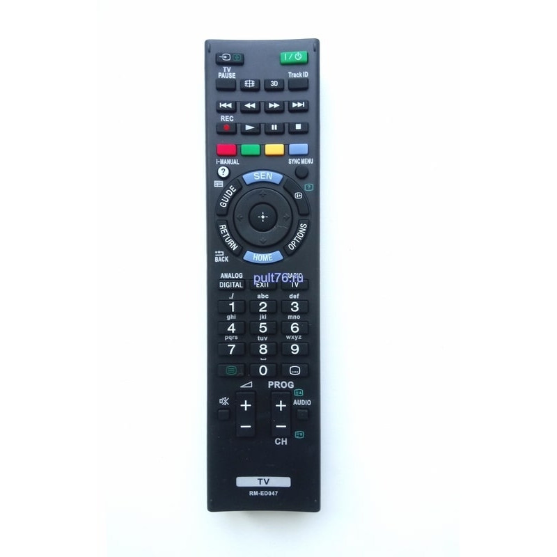 Пульт для телевизора Sony RM-ED047