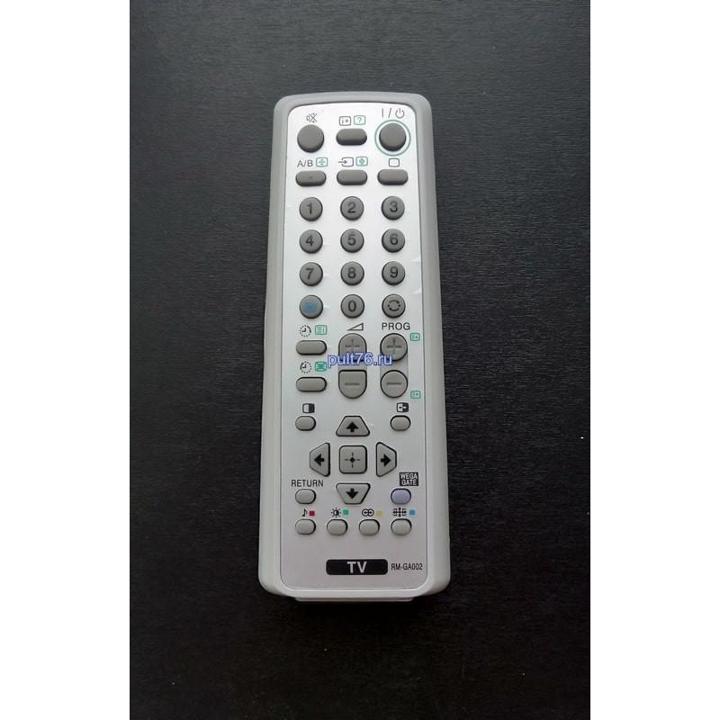 Пульт для телевизора Sony RM-GA002