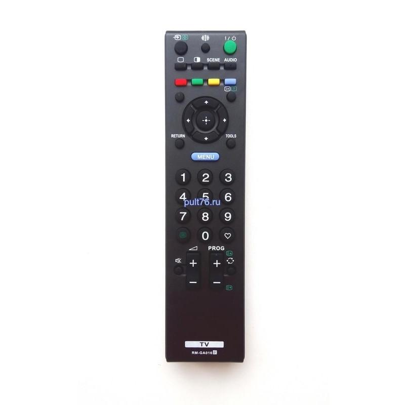 Пульт для телевизора Sony RM-GA016