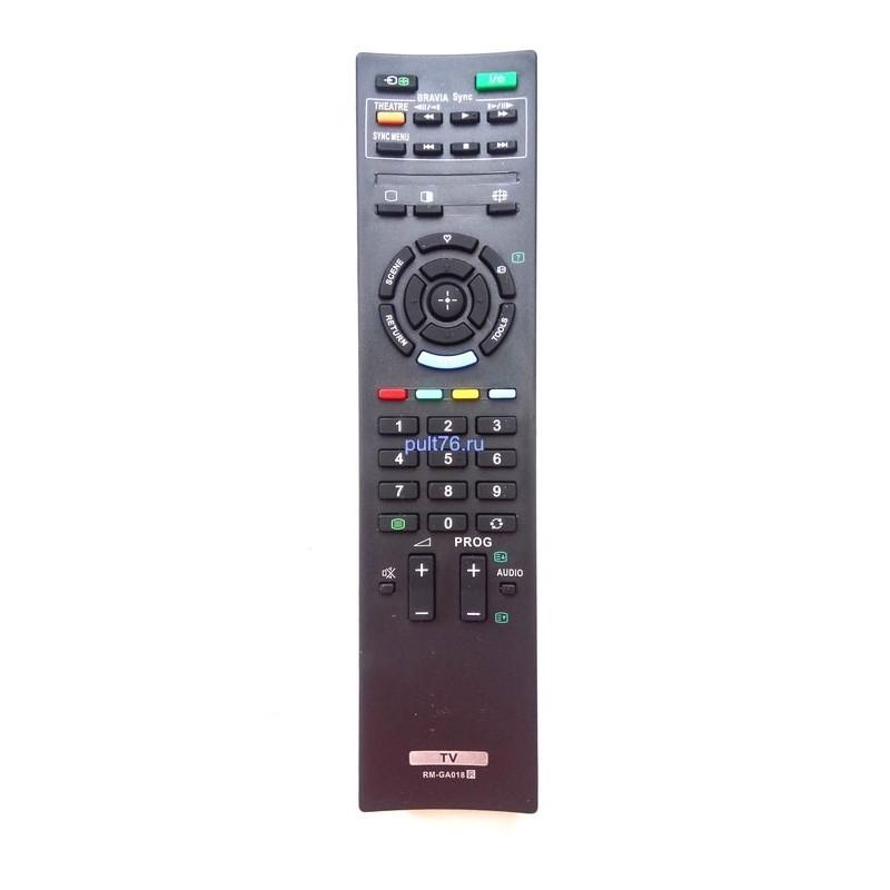 Пульт для телевизора Sony RM-GA018
