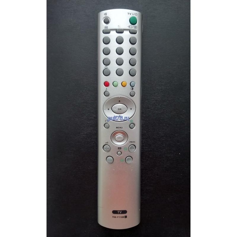 Пульт для телевизора Sony RM-Y1108