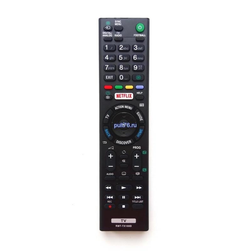 Пульт для телевизора Sony RMT-TX100D