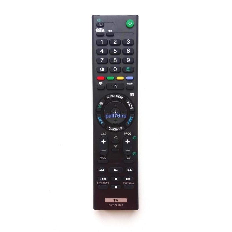 Пульт для телевизора Sony RMT-TX100P