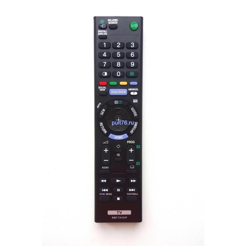 Пульт для телевизора Sony RMT-TX101P