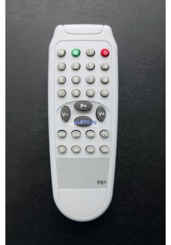Пульт для телевизора Sanyo P81
