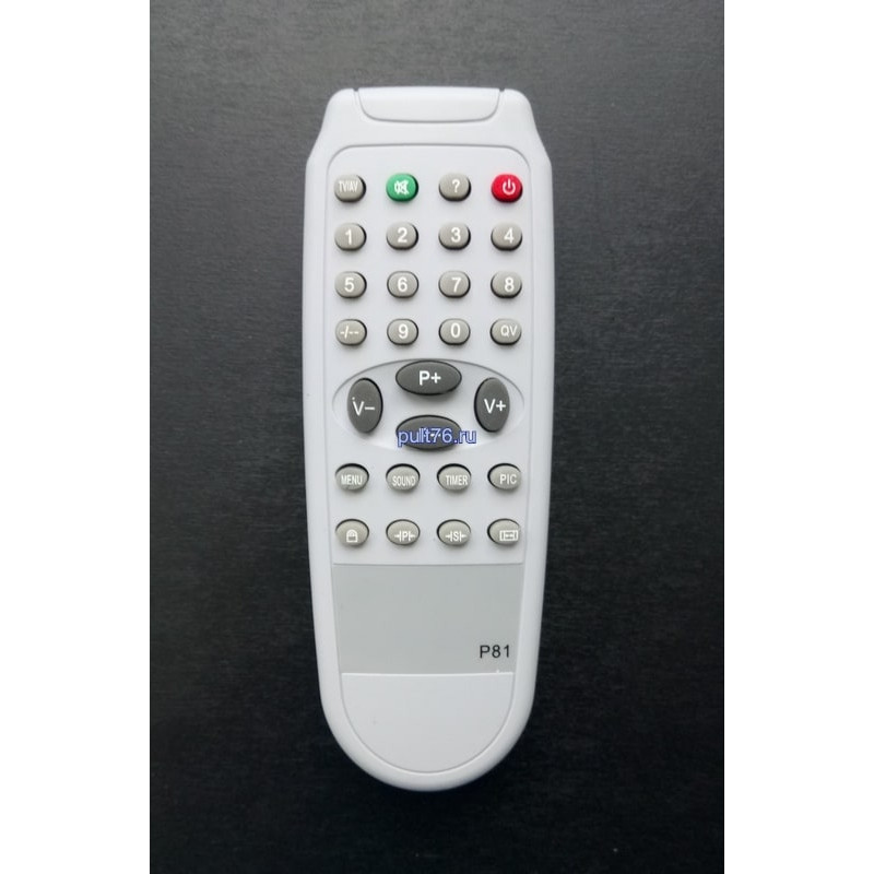 Пульт для телевизора Hyundai P81