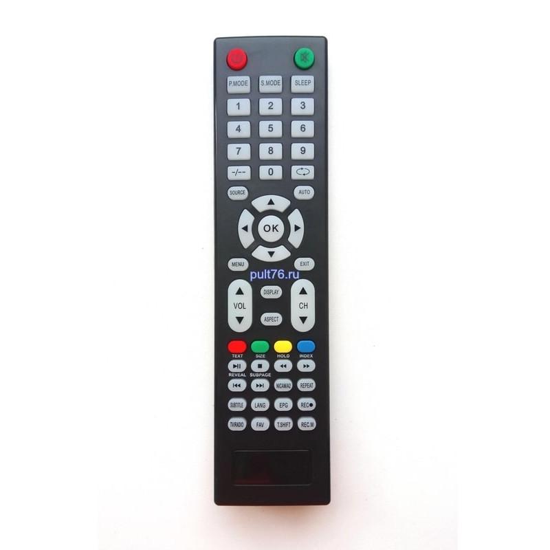Пульт для телевизора Витязь (Vityaz) AL52D-B