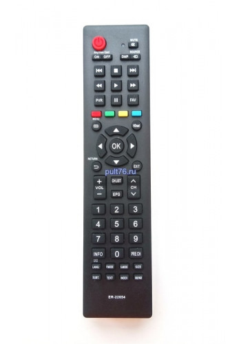 Пульт для телевизора Supra (Супра) ER-22654