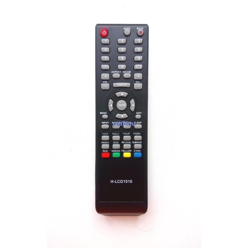 Пульт для телевизора Hyundai H-LCD1510