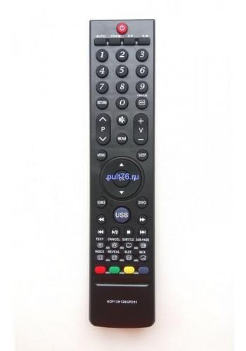 Пульт для телевизора Erisson (Эрисон, Эриссон, Ерисон, Ериссон) HOF12H126GPD11