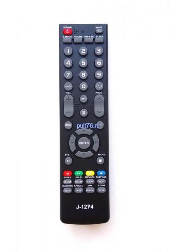 Пульт для телевизора DNS (ДНС) J-1274