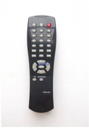 Пульт для телевизора VR (ВР) RC03-52
