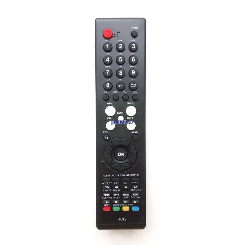Пульт для телевизора Supra (Супра) RC12