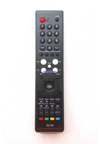 Пульт для телевизора Fusion (Фьюжен) RC15b