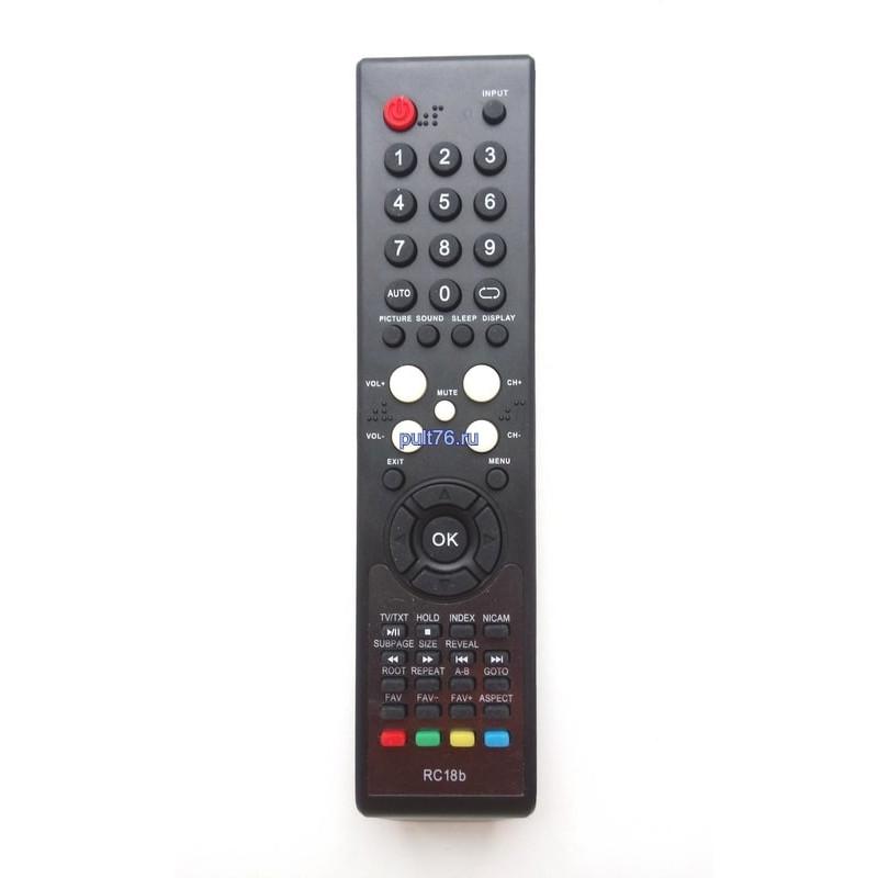 Пульт для телевизора Fusion (Фьюжен) RC18b